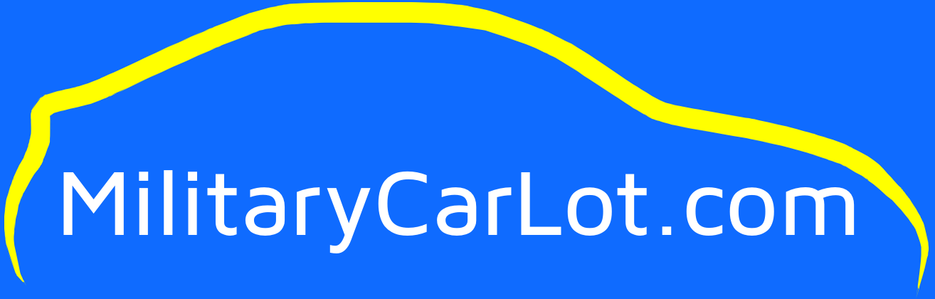 MilitaryCarLot - Used Cars for Sale by Owner - The Original